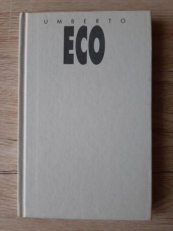 """Umberto Eco """"Drugie zapiski na pudełku od zapałek"""" wyd. I 1994"""