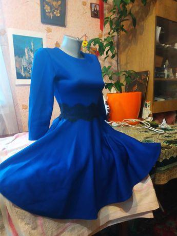 Платье осень- зима
