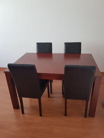 Conjunto móveis da sala/jantar