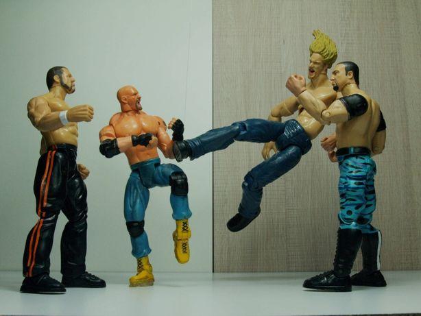 Figurki WCW Wrestling