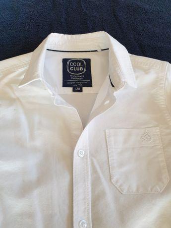 Koszula wizytowa COOL CLUB rozm 128 dla chłopca w wieku 7-8 lat