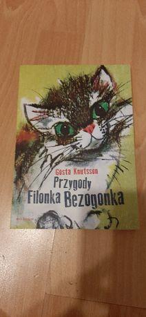 lektura Przygody Filonka Bezogonka