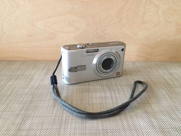 Panasonic FX10 aparat cyfrowy, zoom