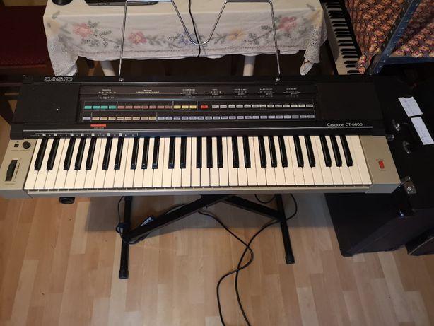 Keyboard Casio CT-6000