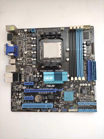 Материнская плата Asus M4A88T-M Rev 2.00G sAM3, AMD 880G
