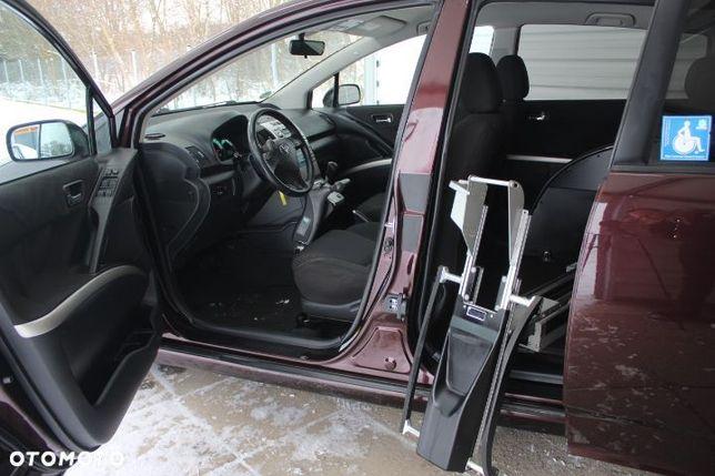 Toyota Corolla Verso 1.8 Automat Dla inwalidy dla osoby niepełnosprawnej na wózku