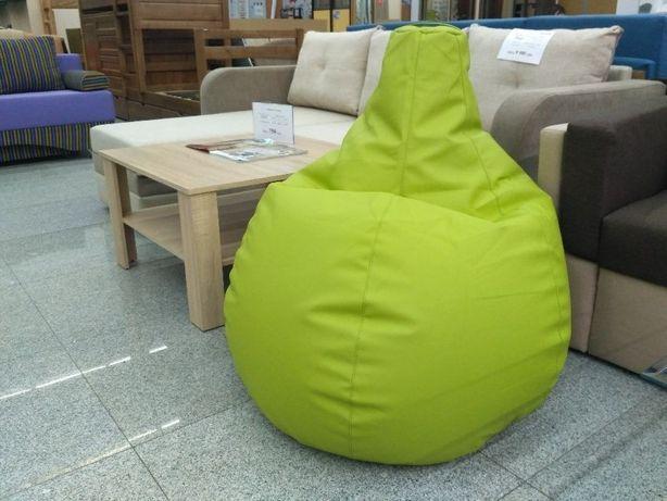 Кресло груша кресло мешок пуф бескаркасная мебель пуфик крісло мішок