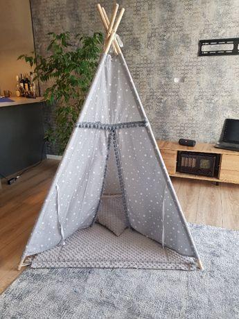 Namiot dla dzieci rozkładany Tipi Zosia Samosia