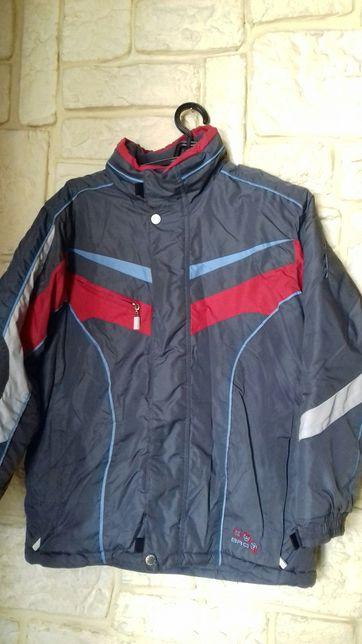 Зимняя лыжная куртка Brugi Италия (р.42)