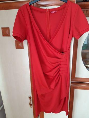 Sprzedam elegancką sukienkę ciążowa happymum