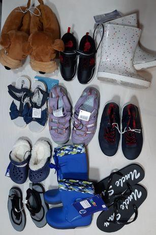 Сток опт взуття дитяче
