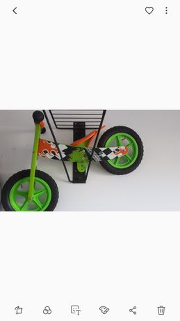 Rowerek dla malucha.