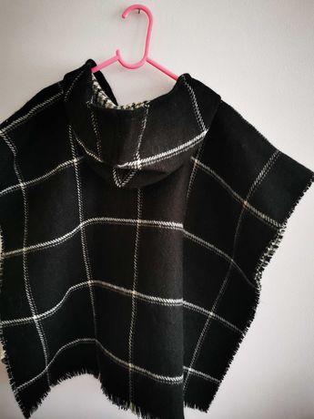 Ponczo sweterek bluzka Zara. Nowa z metkami.