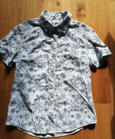 koszula, koszulka, bluzka damska z krótkim rękawem active 36