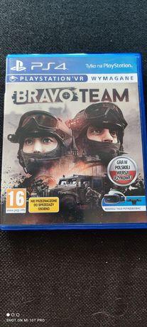 Bravoteam bravo team PS4 PlayStation 4 VR PL