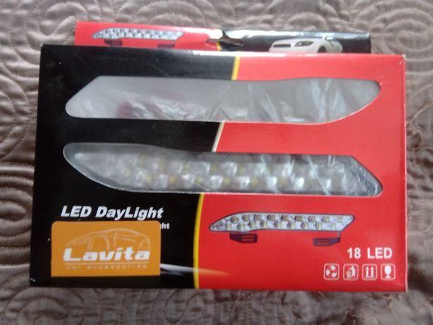 Денні ходові вогні Lavita HY-092-20Led