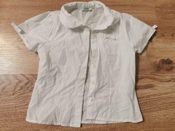 Biała koszula 4-5 lat george