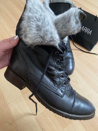 Зимние сапоги ботинки Clarks Ecco Zara