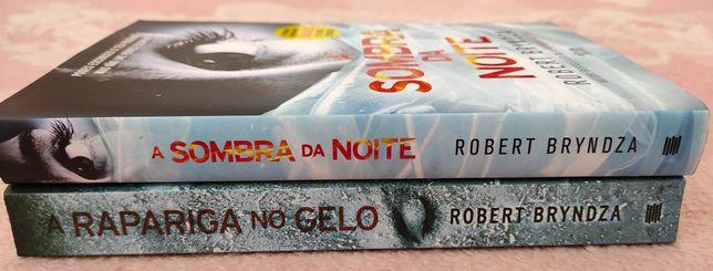A Rapariga no Gelo e A Sombra da Noite - Robert Bryndza