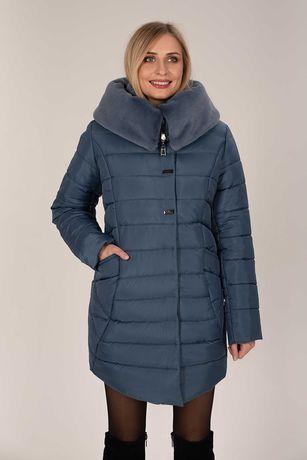 Женская зимняя куртка 46-56 р.