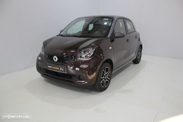 Smart ForFour Electric Drive Perfect