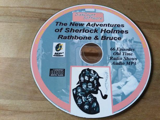 Sherlock Holmes, audiobook j. angielski, 66 episodes
