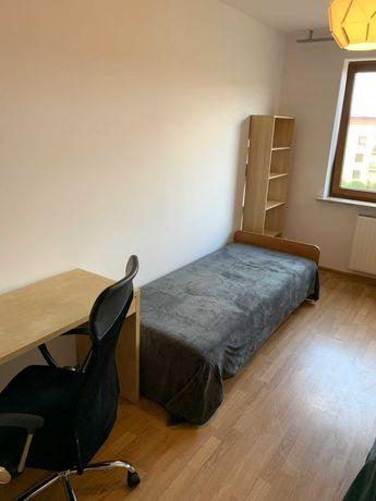 pokój 1-osobowy w komfortowym mieszkaniu (Ruczaj/Kampus UJ/Strefa biz)