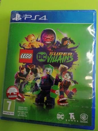 Lego Super Złoczyńcy PS4 Dubbing PL Sklep