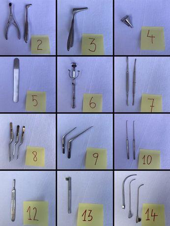 Narzędzia otolaryngologiczne