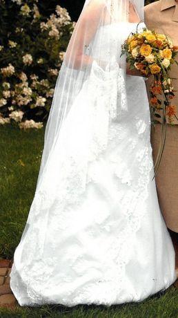 Sukienka ślubna Cymbeline roz. 36