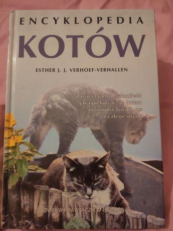 Encyklopedia kotów plus Kieszonkowy Przewodnik Koty gratis