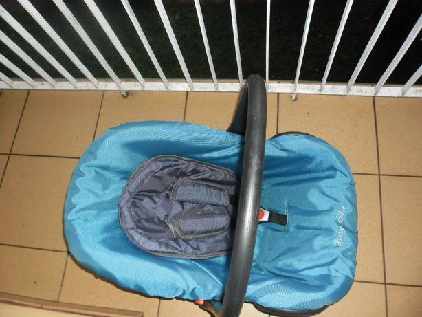 Fotelik samochodowy nosidełko 0-10 kg KARWALA