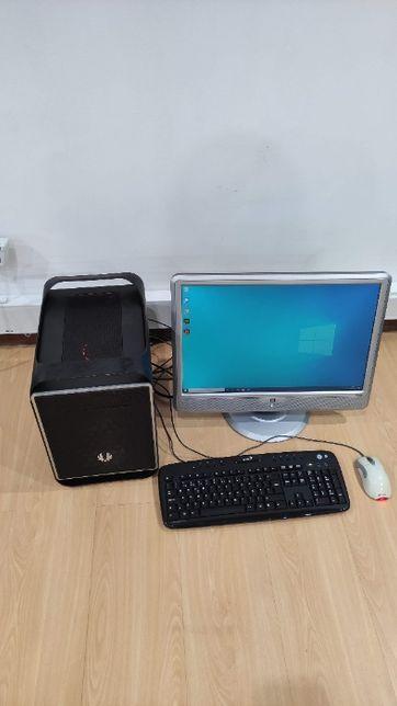 PC Gamer Ryzen 3 1600 3.6GHz 6cores- GPU RX560 4Gb Asus - 8Gb DDR3