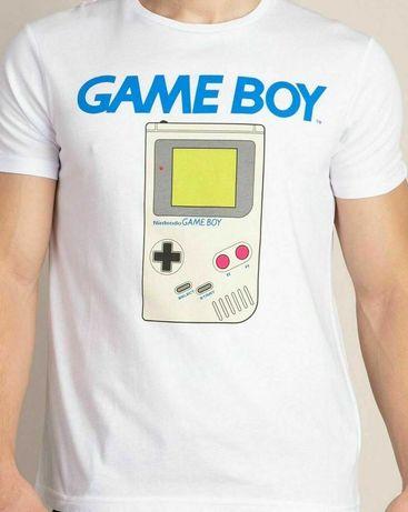 envio Incl shirt game boy nintendo tam L camisola jogo video nova
