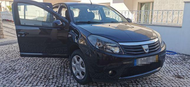 Dacia sandero 1.2 de 75 cv com 85 mil kms