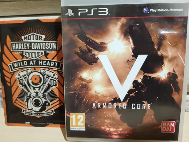 Ps3 Armored Core V ,