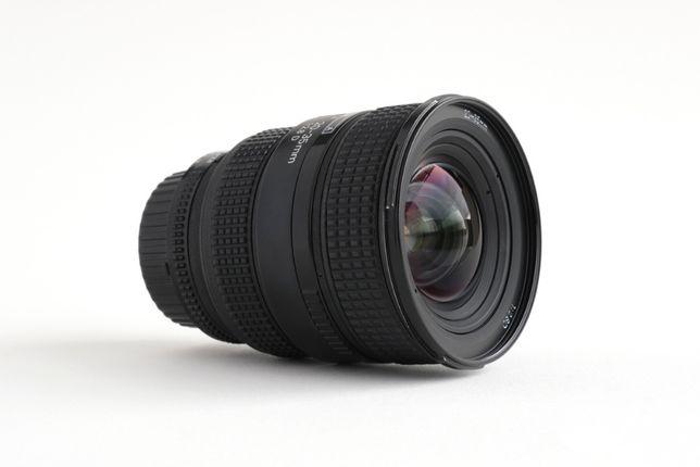 Objetiva zoom Nikon 20-35mm f2.8D