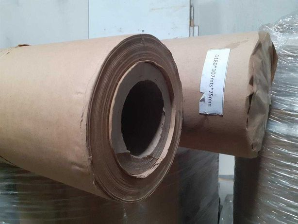 Rolo papel Kraft para embalagem, pintor ou bricolage