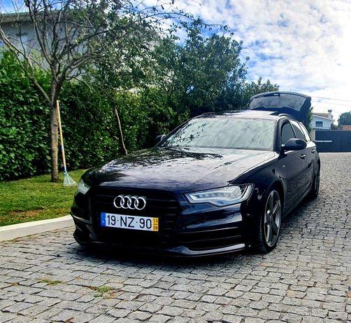Audi A6 3.0 V6tdi 245cvs Sline 2013 nacional 125.000 kms reais