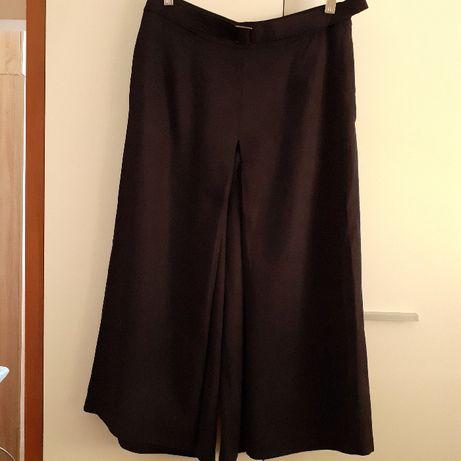 Nowe granatowe spodnie - spódnica TOP SECRET