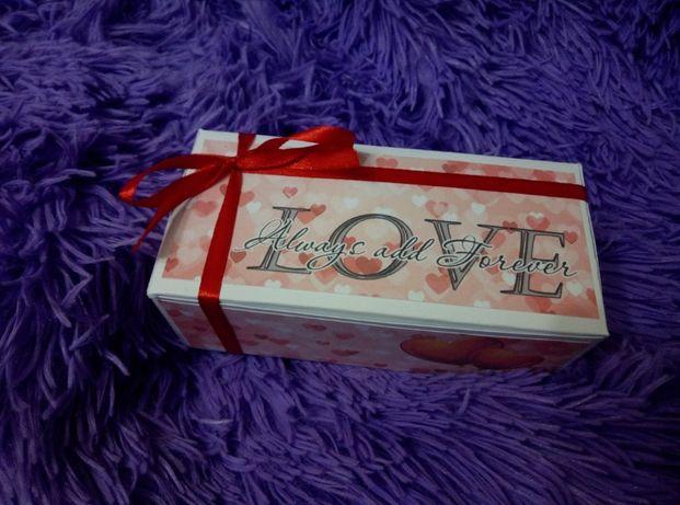 Выпрыгивающие кубики с фото , подарок которым удивите на 14 февраля