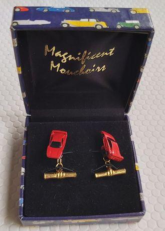 Ferrari F40 - Botões de punho novos com caixa