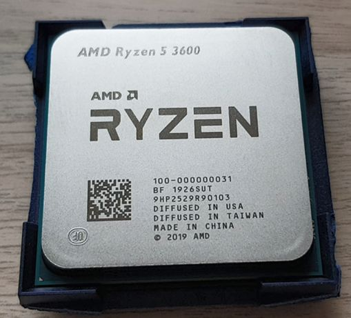 Новый комплект Ryzen 5 3600/Asus Prime B450M-K/DDR4-3200 16gb