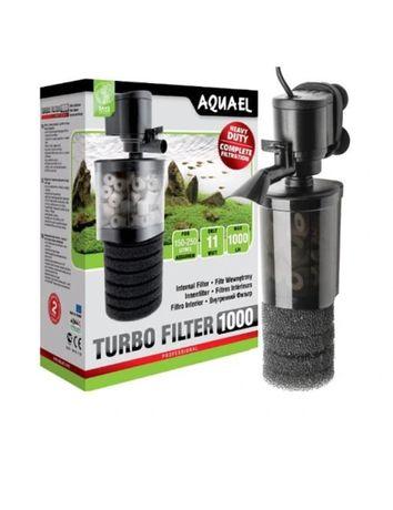 AQUAEL TURBO 1000 Filtr wewnetrzny do akwarium 150-250 l. POLSKI