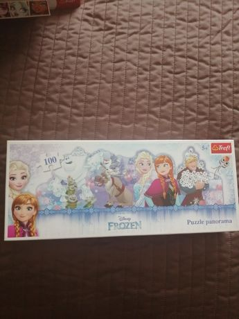 Disney Frozen Puzzle Trefl
