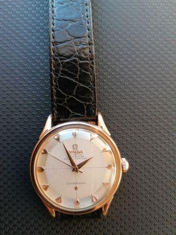 Vendo relógio omega constellation, em ouro.