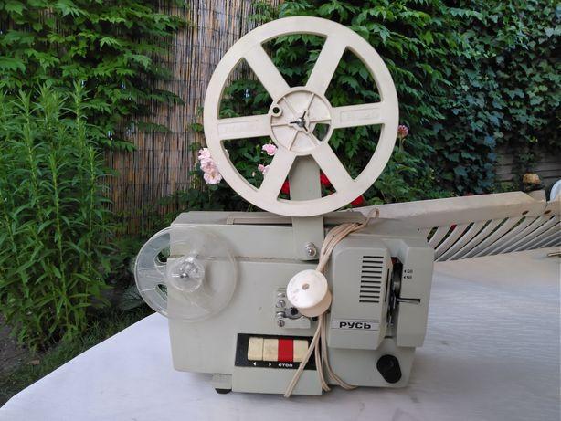 Radziecki projektor filmowy Ruś Pycb