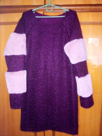 Плаття - туніка на 8-10 років