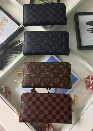 Люкс!!!Купить кошелек Луи Витон кошелек мужской клатч портмоне сумка
