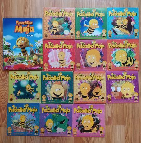 DVD Pszczółka Maja, Franklin, Domisie, Muminki, Bracia Koala i inne